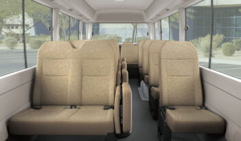Toyota Coaster full