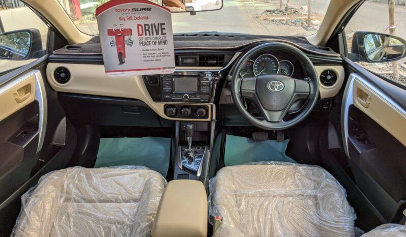 Corolla GLI A/T 2019 full