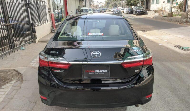 Corolla GLI A/T 2018 full