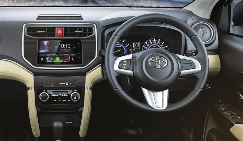 Toyota Rush full
