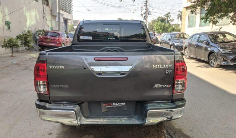 TOYOTA HILUX REVO (V) 2019 full