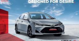 Corolla X 1.6 (Special Edition)